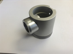 Medical machining component example